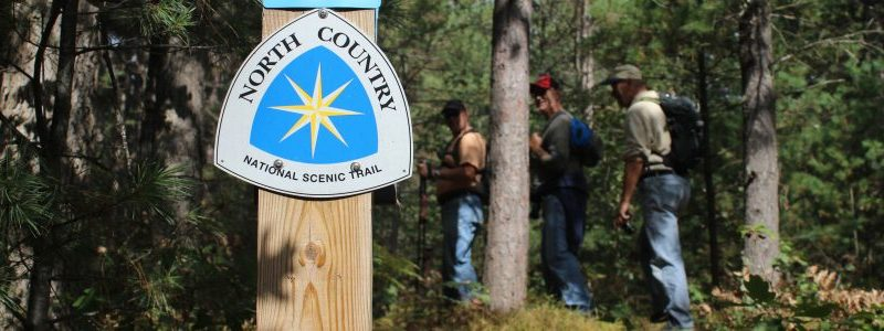 The Federal Government Shutdown and the North Country National Scenic Trail